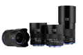 ZEISS Loxia Four Lens Bundle for Sony E