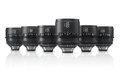 Sony CineAlta 4K Six Lens Kit (PL Mount)